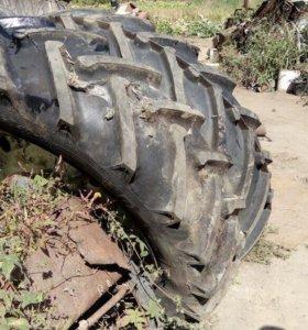Колеса с дисками на трактор беларусь или мюз