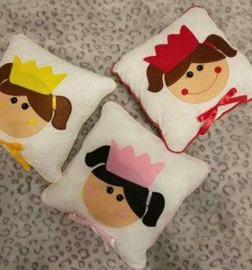 "Подушка ""Принцесса"""