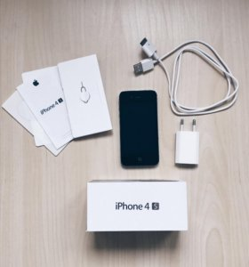 Apple iPhone 4s Black 64Gb