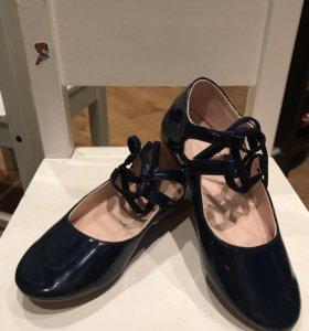 Новые туфельки Zara, 27 размер
