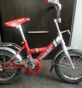 Велосипед 2хколесный Байкал