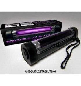 Ультрафиолетовые лампы / фонарики на батарейках
