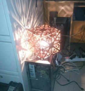 Светильники настольные,настенные и потолочные