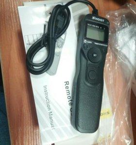 Пульт для фотоаппарата Timer Remote