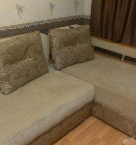 диван кровать угловой