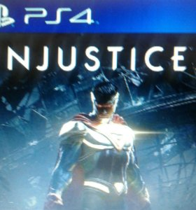 Injustice2 ps4