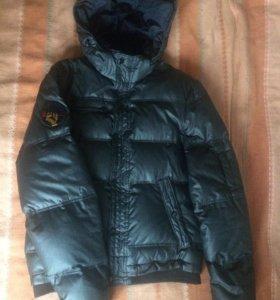 Зимняя куртка cold method
