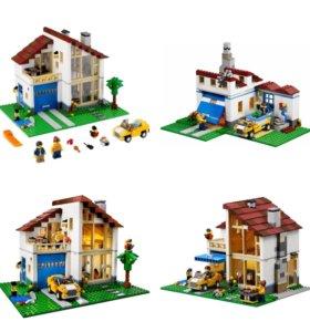 Lego Creator Семейный домик б/у
