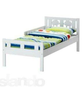 Кровать плюс матрас Икеа
