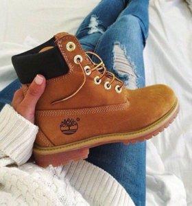 Ботинки Timberland (женские)