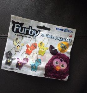 Furby игрушка-брелок