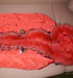 Зимняя куртка