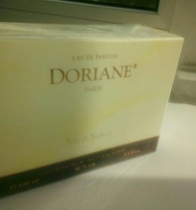 "Туалетная вода ""Doriane woman"" новая"