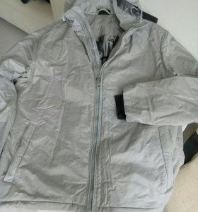 Куртка демисезонная мужская 52 размера