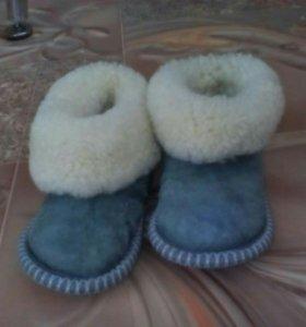 Обувь для девочки 22 разм.