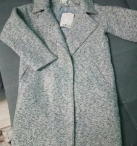 Новое пальто,оверсайз