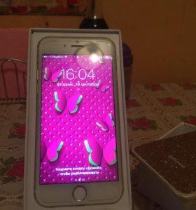 Айфон 6(оригинал)от apple.16Гб.