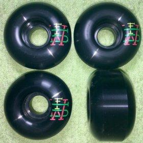 Новые колёса Footwork Wheels Black 53мм х31мм 100А
