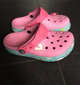 Сабо Crocs, размер 10-11