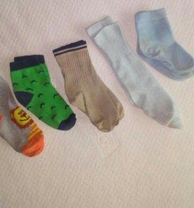 Носки детские.