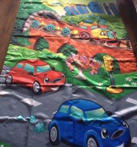 Детские новые шторы
