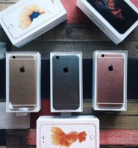 iPhone 6s grey/silver/Gold /rose gold