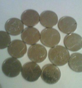 Монеты Росси