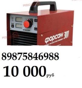 Сварочный инвертор Форсаж-301