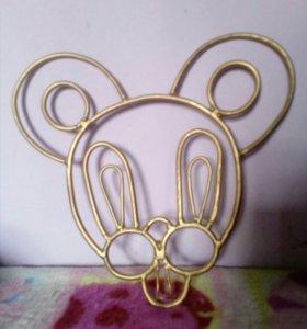 Мышка с крючком