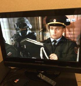 Телевизор ЖК Daewoo 81 см.