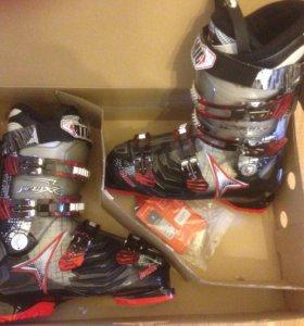 Новые горнолыжные ботинки atomic hawx 80 28.5(р43)