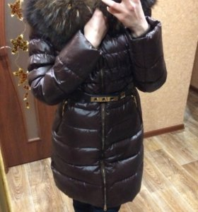 Новый зимний пуховик!
