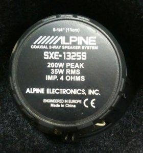 Динамики Alpine