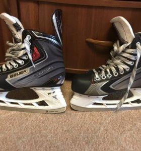 Коньки хоккейные детские bauer vapor X60