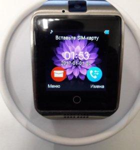 Смарт часы WD-13, гарантия