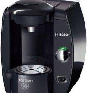 НОВАЯ кофеварка BOSCH TASSIMO TAS4012EE