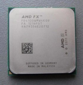 Процессор AMD FX 4100