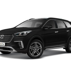 Hyundai Santa Fe, DM [рестайлинг]