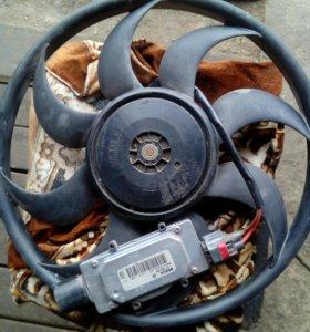 Вентилятор Форд фокус-3