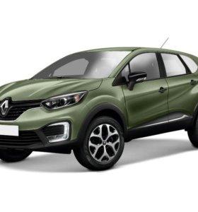 Renault Kaptur, 1 поколение