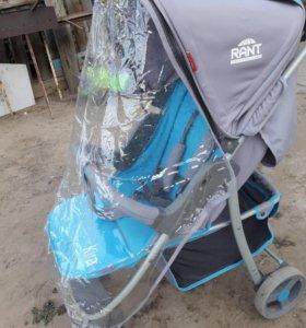 Детская стильная коляска RANT KIRA