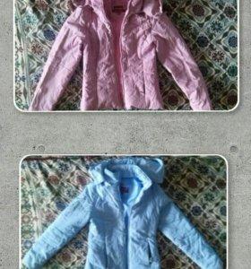 Курточки на осень-весну