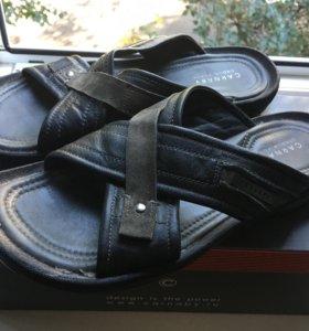 Кожаные сандалии как новые Carnaby Италия р42