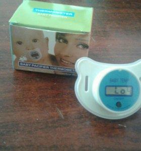 Соска - термометр.