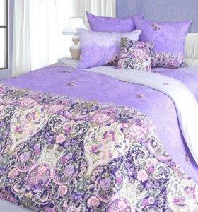 Комплект постельного белья 2-сп. Сатин Мадонна