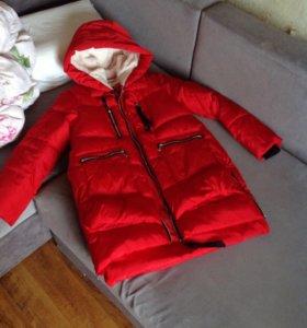 Новая зимняя куртка-парка