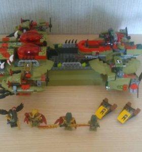 Продам набор Lego Legends of Chima 70006