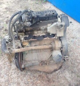 Двигатель с приоры
