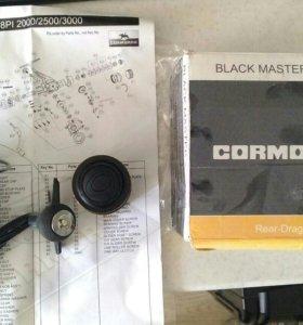 Катушка Cormoran black master 8pi 2500