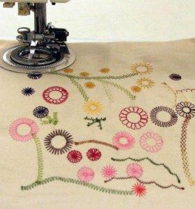 Лапка для швейных машин для шитья по кругу